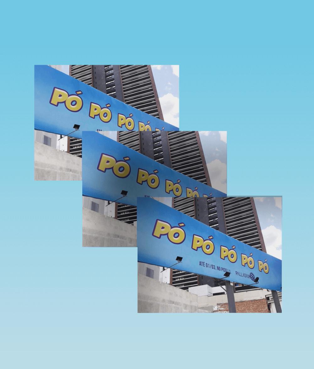 Campanha Parque da Galinha Pintadinha