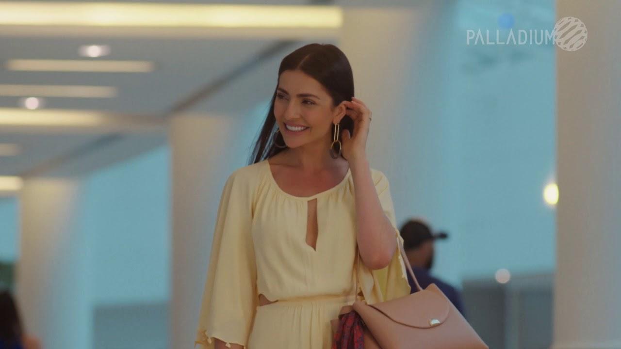 Campanha do Shopping Palladium 2020/21